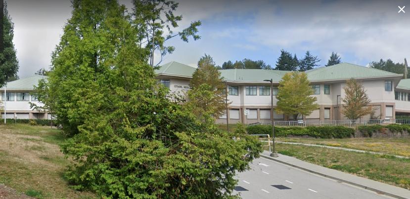 Citadel middle school Google Maps