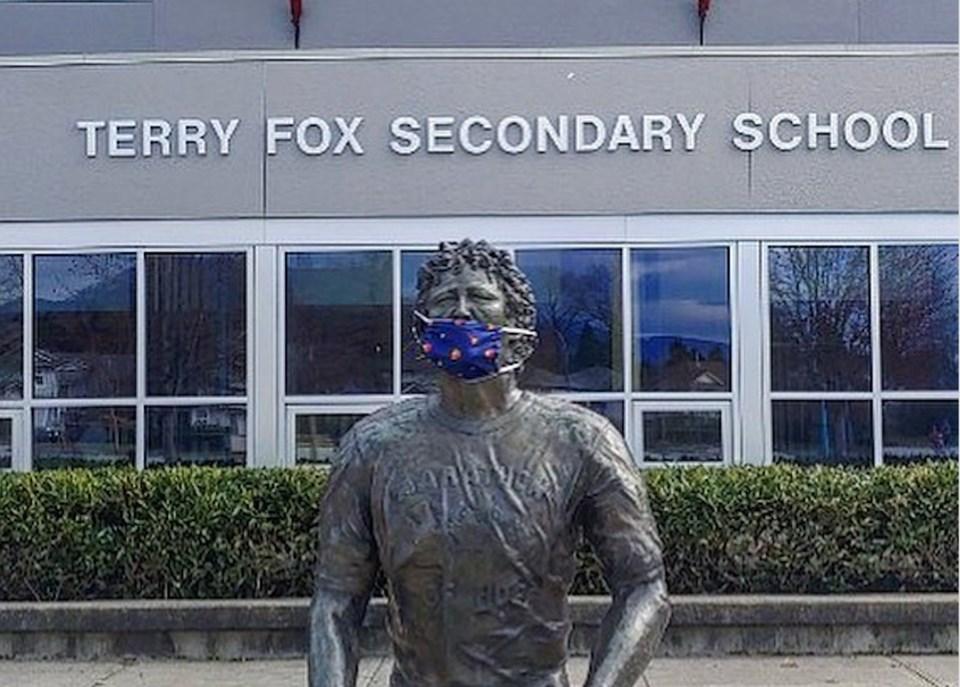 terry fox coronavirus