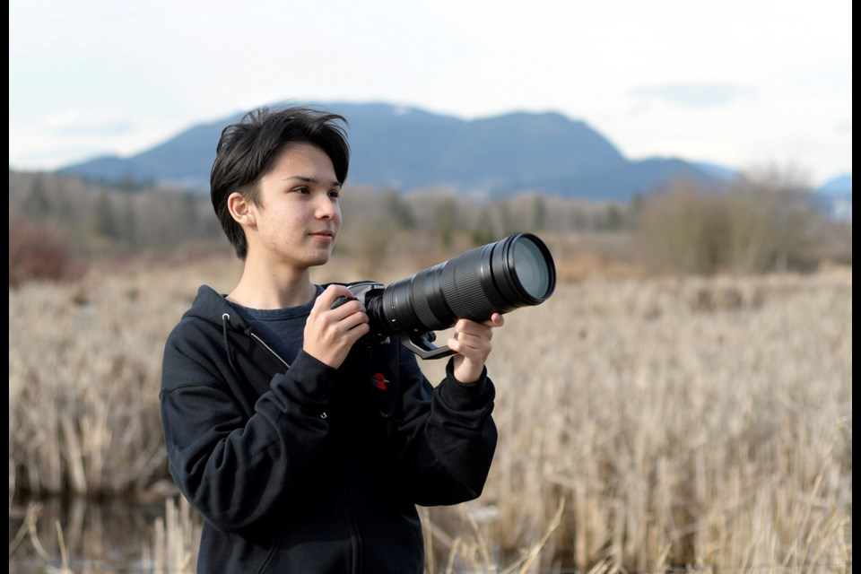 Adam Dhalla has converted his love for birding into an educational app that he hopes will inspire other young people to take up birdwatching as well as conservation efforts.