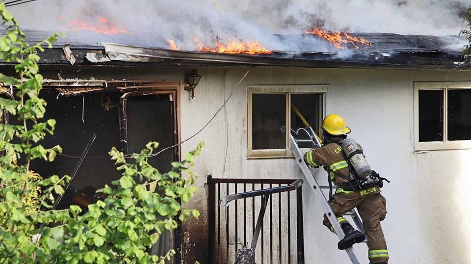 Fundraising campaign launches with $10K goal to help Coquitlam family displaced by fire