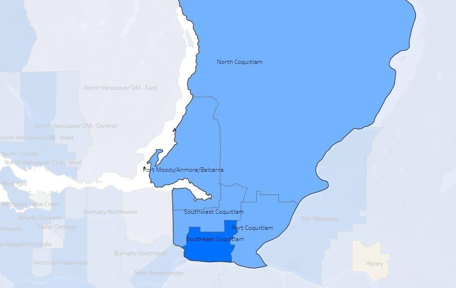 BCCDC Tableau breakdown Tri-Cities - July 13-19, 2021