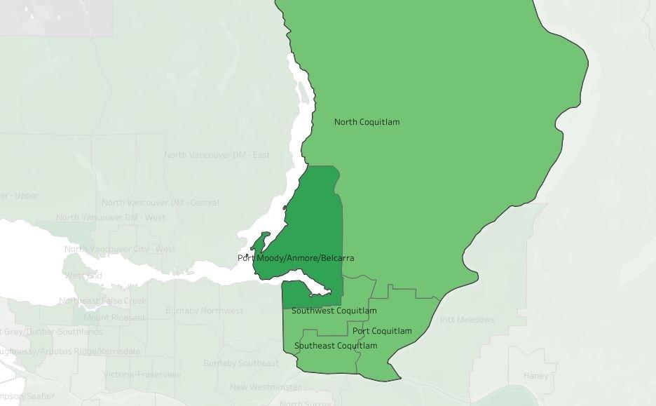 BCCDC Tableau breakdown Tri-Cities - July 20-26, 2021