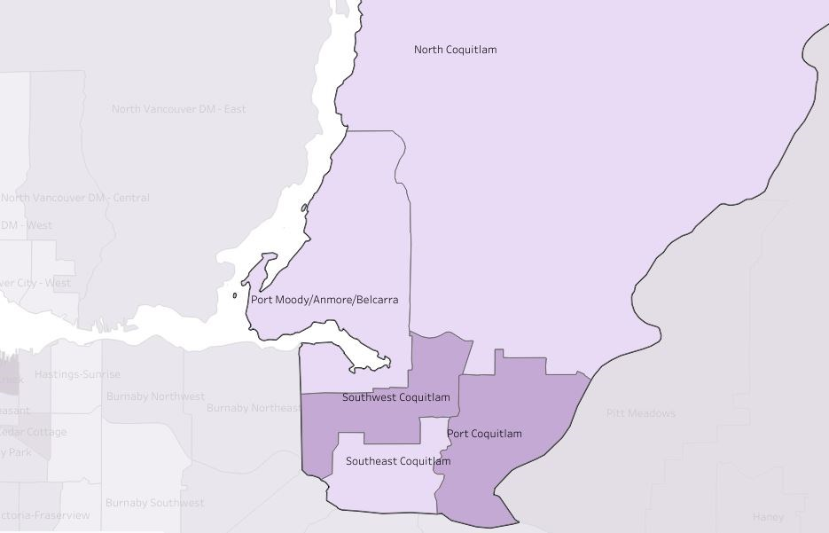 Every Tri-City region — except one — is now above 90% single-vaccination rate against COVID-19