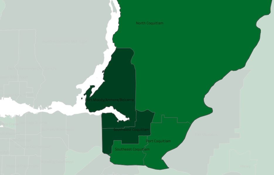 BCCDC Tableau breakdown Tri-Cities - Oct 5-11, 2021