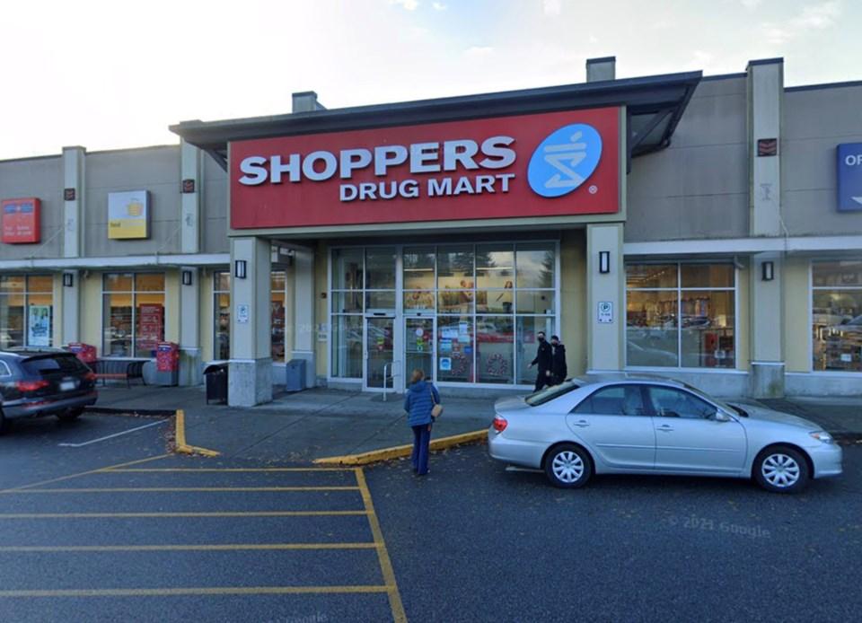Como Lake Ave Shoppers