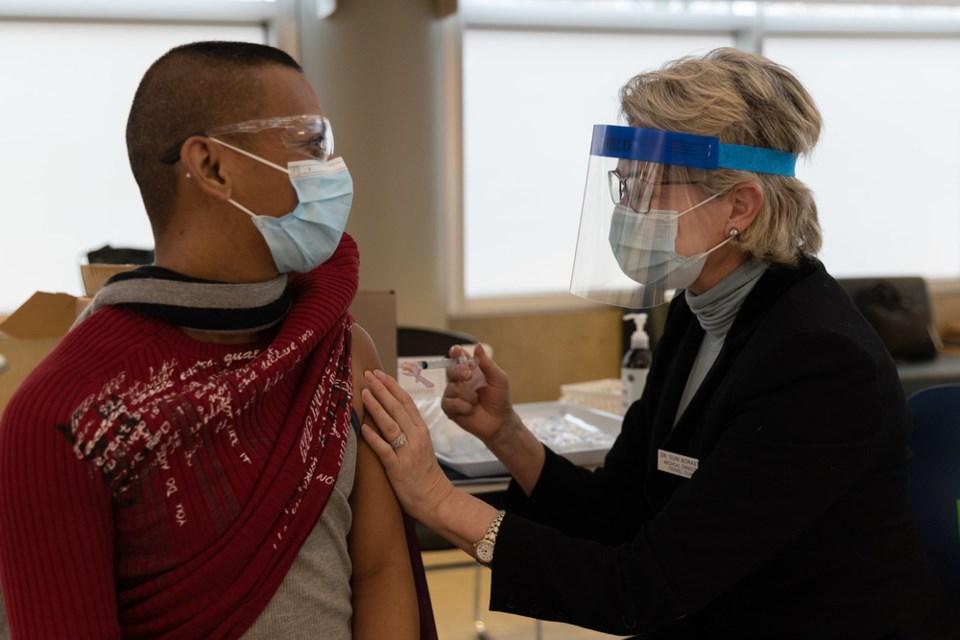 COVID vaccine Pfizer-BioNTech