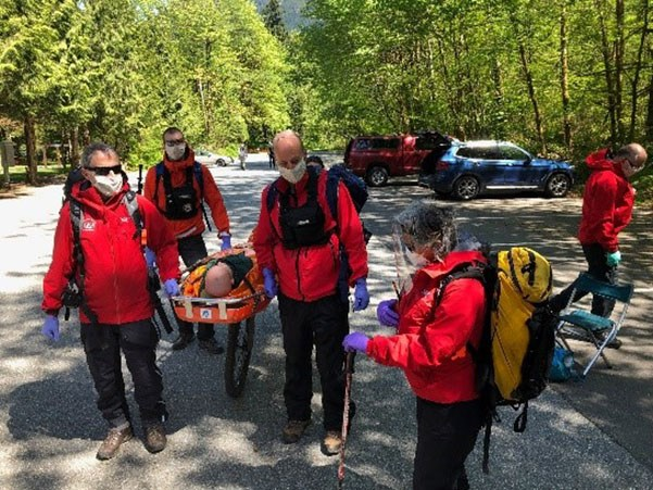 Coquitlam-Search-and-Rescue
