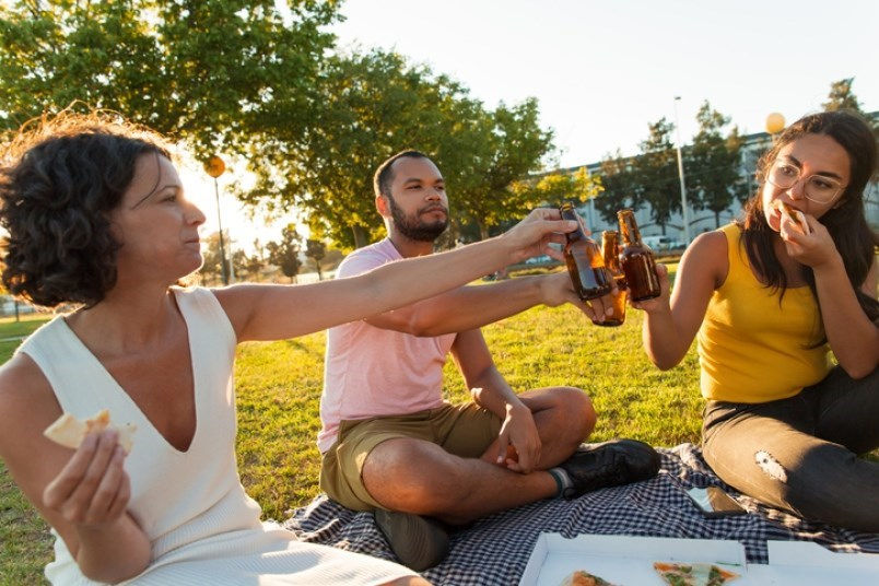 Alcohol in public parks initiative Getty Image