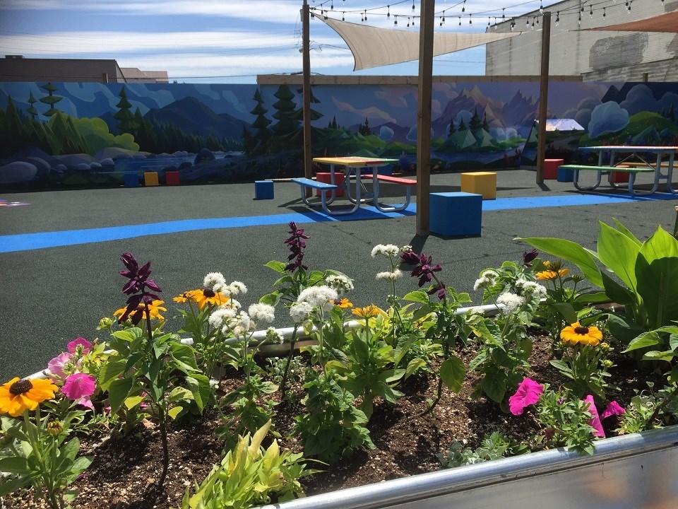 Shaughnessy Pop-up Park - Port Coquitlam Diane Strandberg