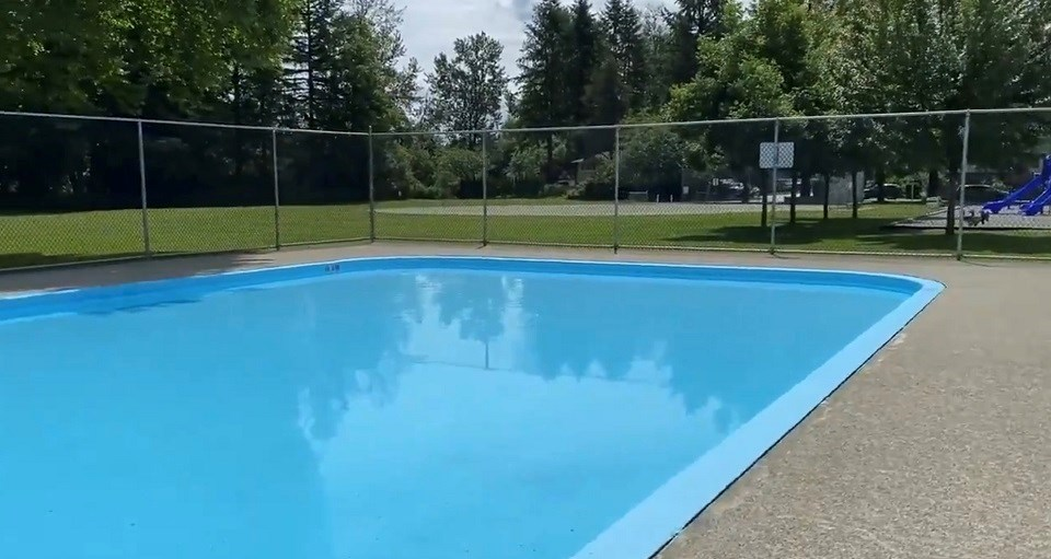 Sun Valley Park Wading pool - City of Port Coquitlam