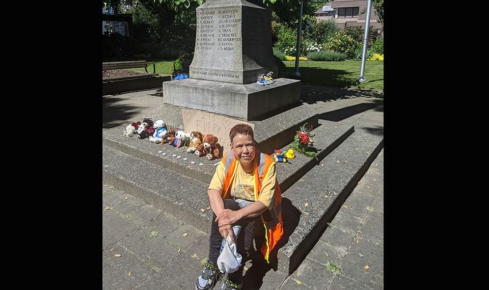 Donna Bob Ryan Final - Port Coquitlam Veterans Park Facebook