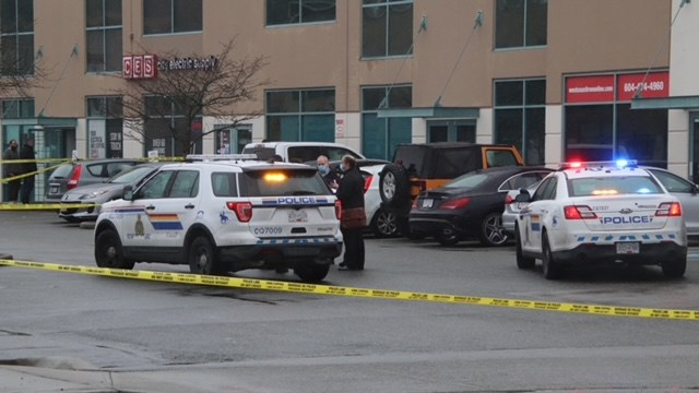 1207 Gym shooting in Port Coquitlam