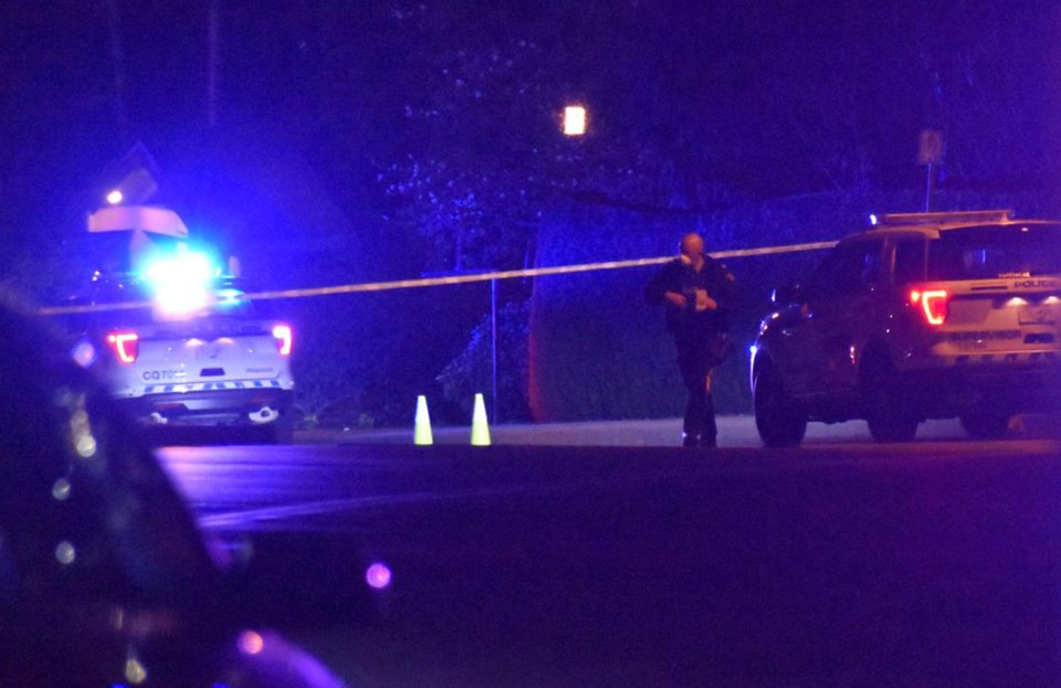 Coquitlam shooting March 29