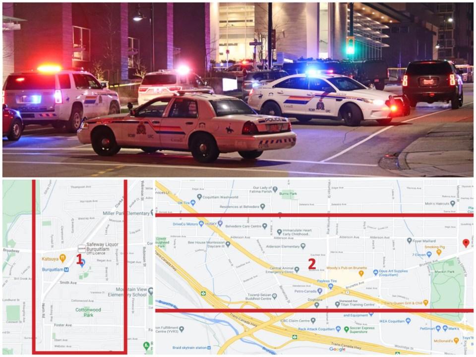 Crime hotspots - Jan. 13-26, 2021