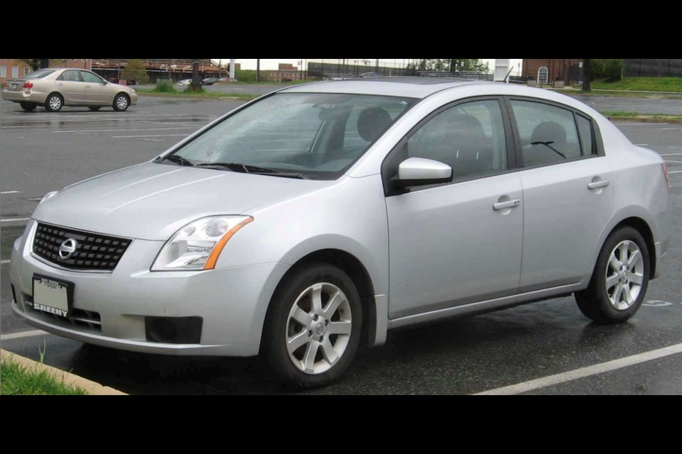 Smyth was last seen driving a four-door 2007 Nissan Sentra with the B.C. license plate: 075 LTD