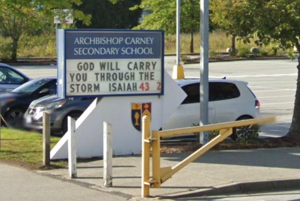 Archbishop Carney