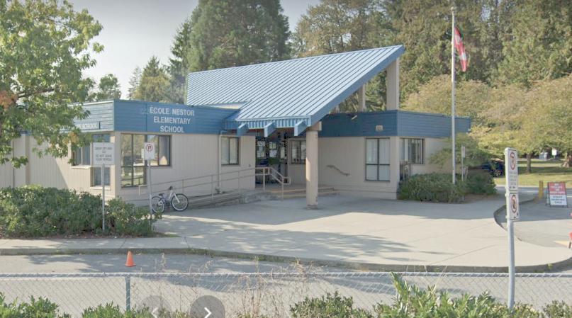 Nestor elementary school Coquitlam