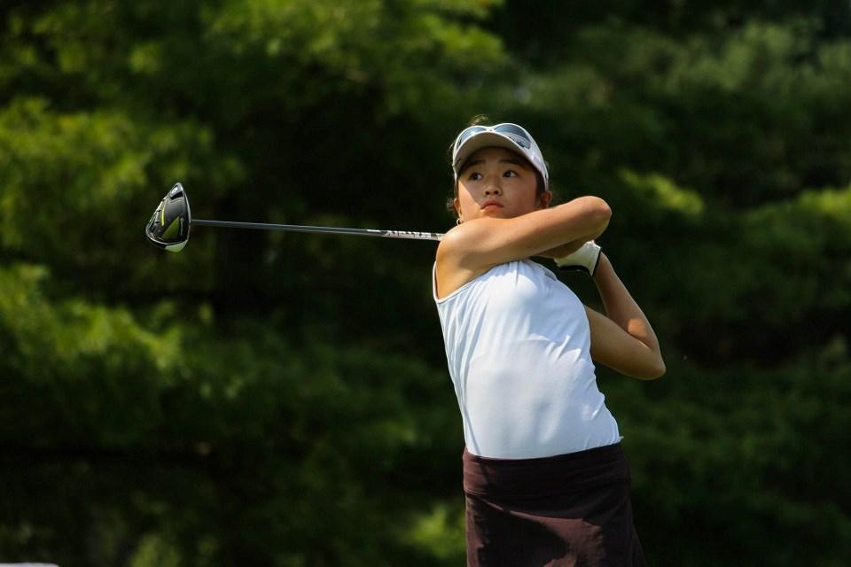 Abby Chow - Coquitlam golfer