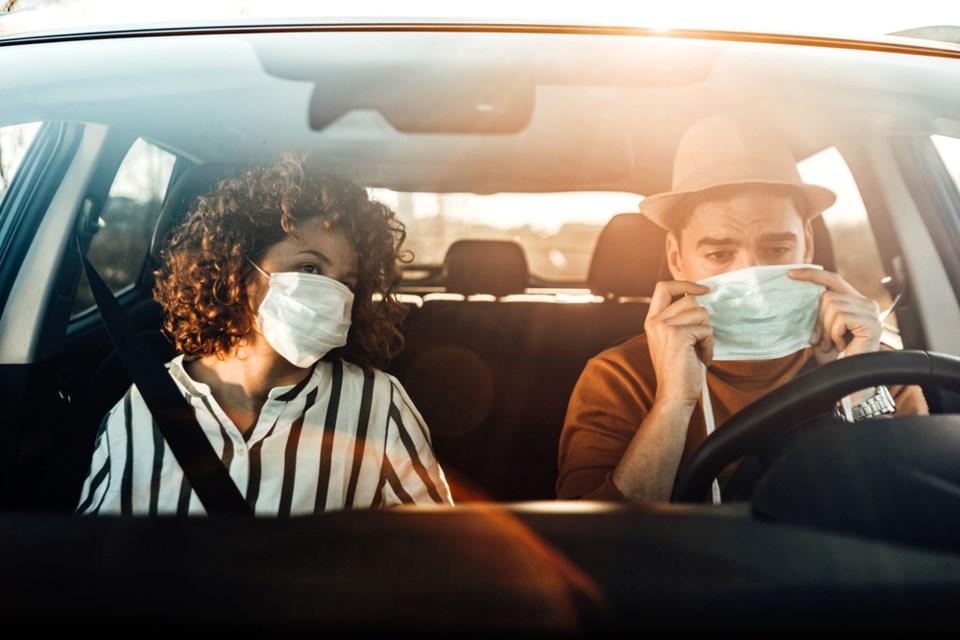 Pandemic road trip