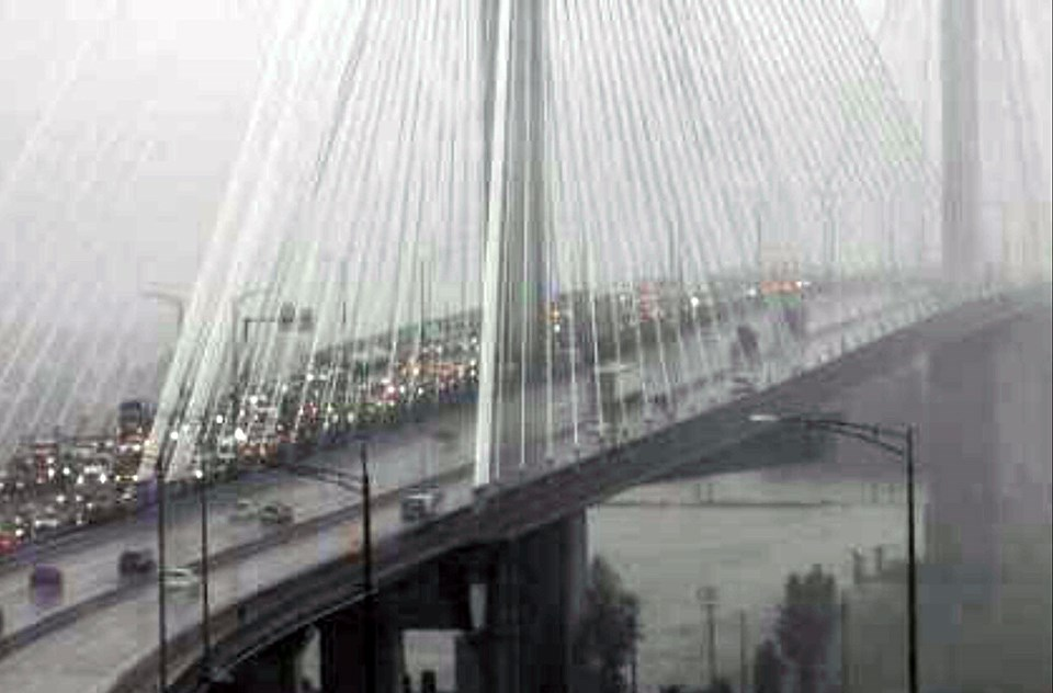 UPDATE: Coquitlam commuters urged to drive carefully as Highway 1 east reopens on Port Mann Bridge