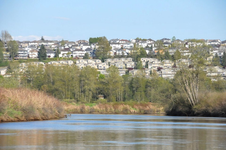 Coquitlam River/Mary Hill