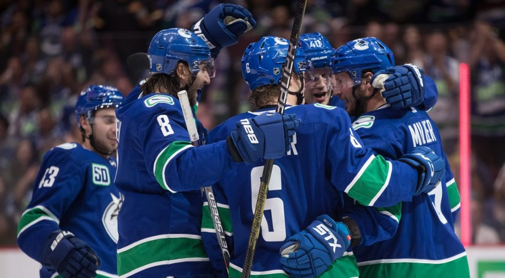 Canucks cancel practice because of possible COVID-19 exposure