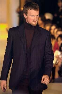 henrik beard modeling
