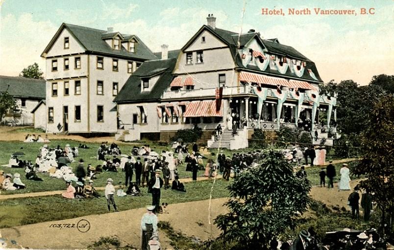 Hotel North Vancouver