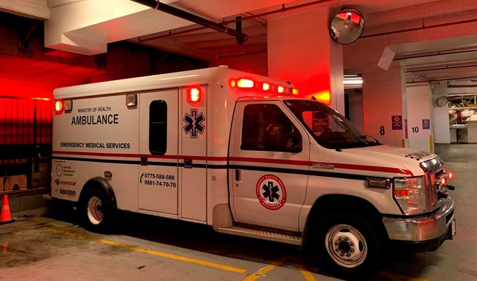 ambulance africa 2