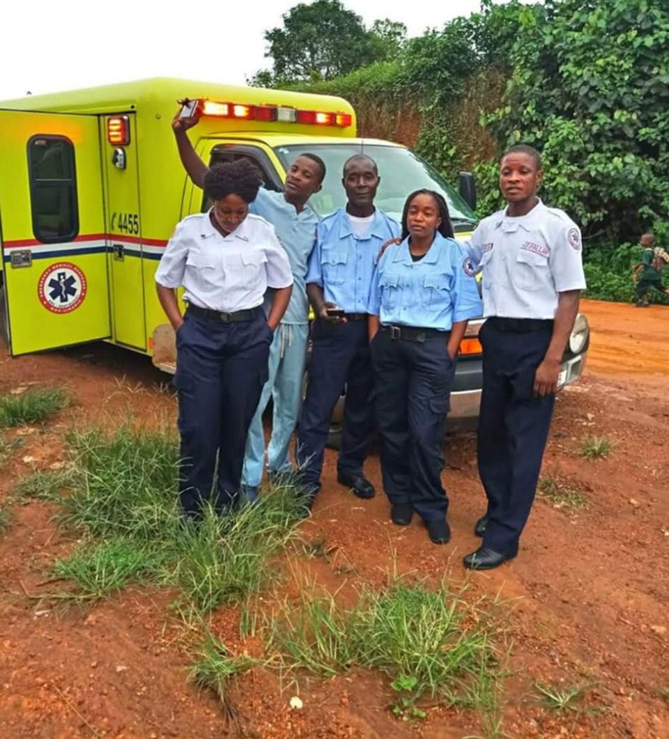 ambulance africa 3