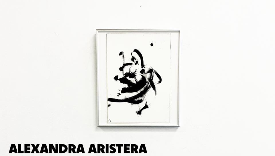Alexandra Aristera print