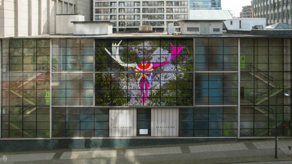 Vancouver Capture Photography Festival - 2021-Dal-GrauerJordan-Bennett-Installation-1926x1083 - Burrard street