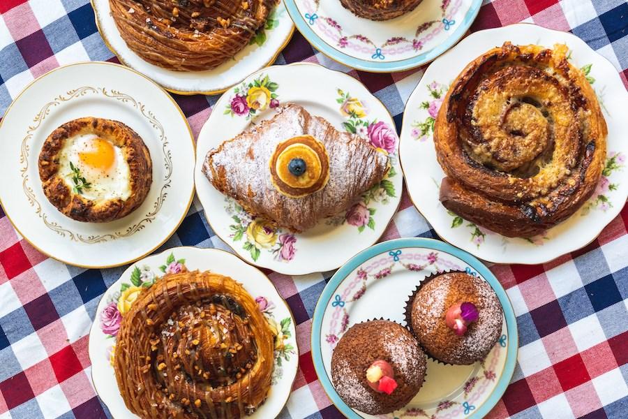 Beaucoup Bakery Picnic Brunch Box 7 - credit Rich Won