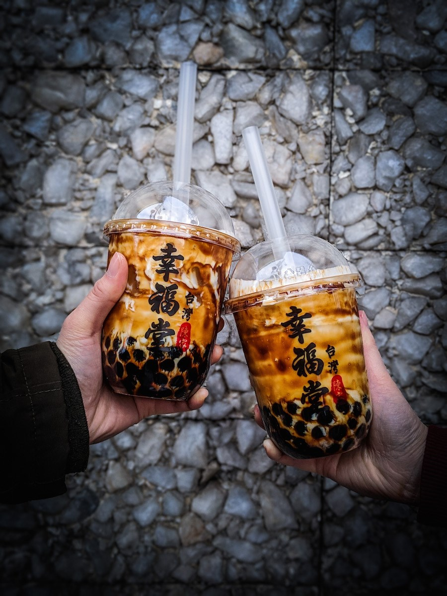 Best Brown Sugar Pearl Milk - Xing Fu Tang