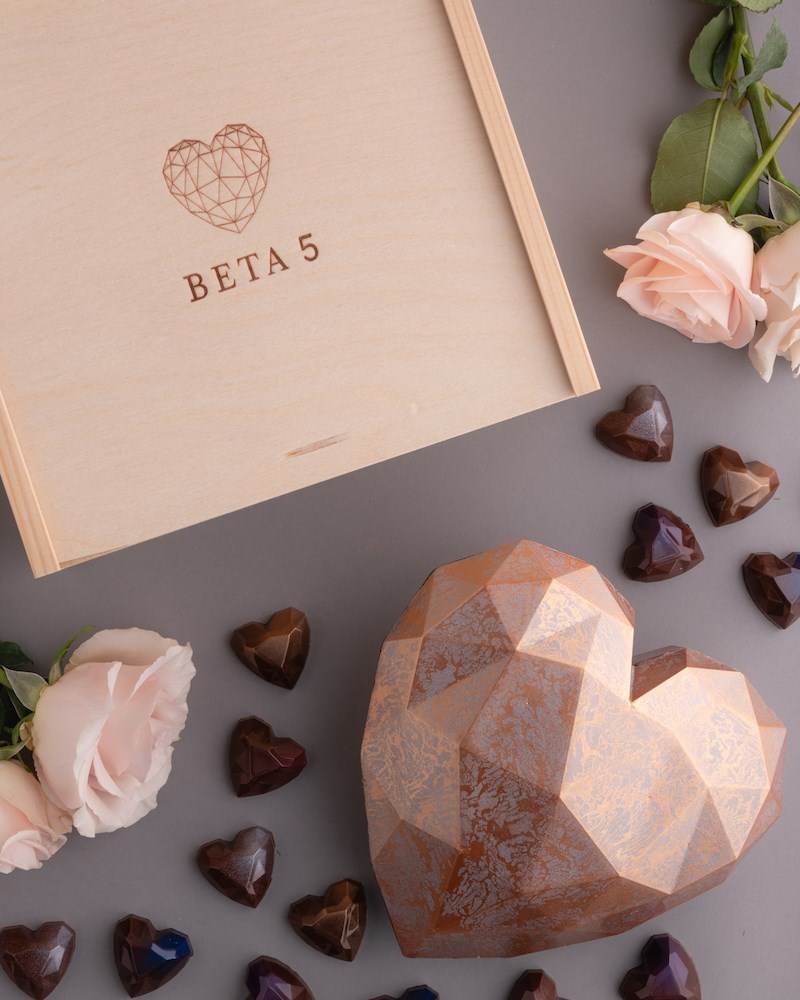 BETA5 - plant-based Hearts Collection 2