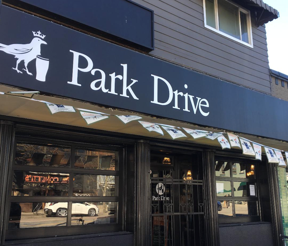 park drive restaurant vancouver - covid exposure - facebook