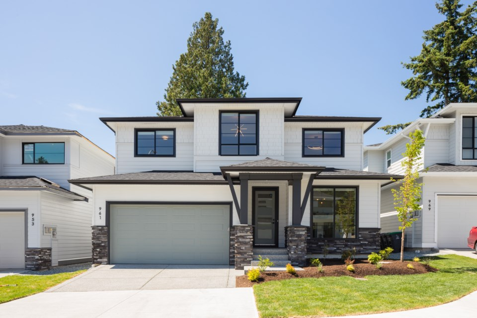 The 2021 PNE Prize Home is located in South Surrey.