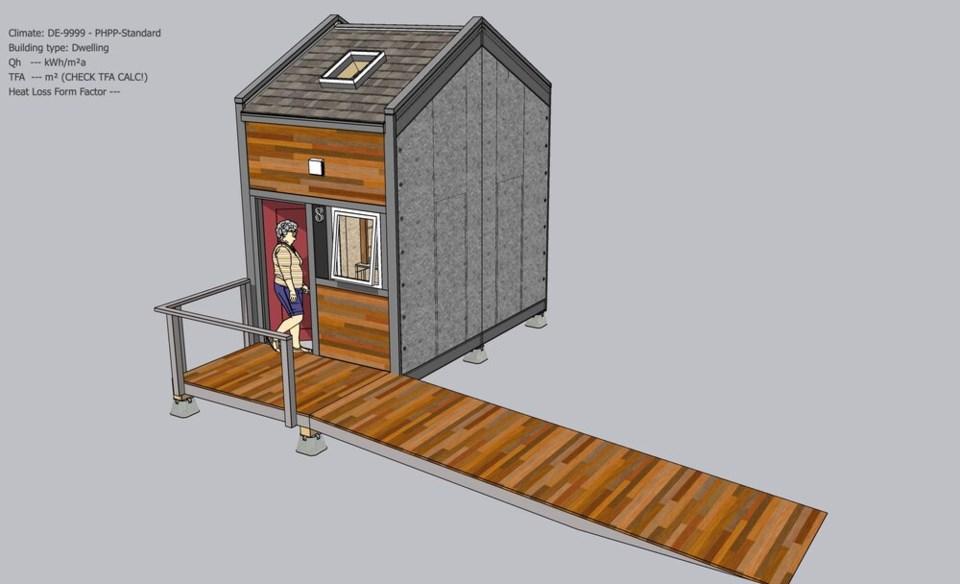 Tiny townhouse (4)