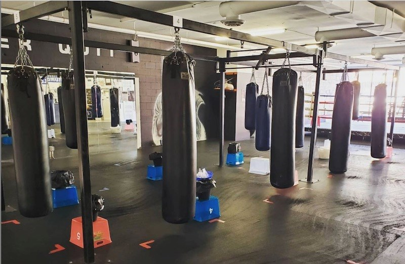Vancouver boxing gym shut down by public health due to COVID-19 cases