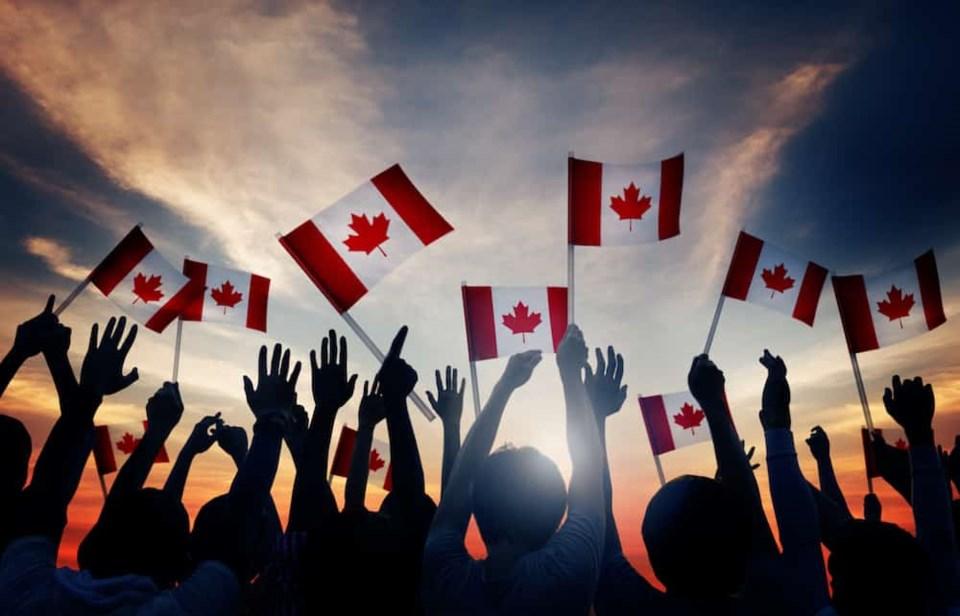 canada-flags