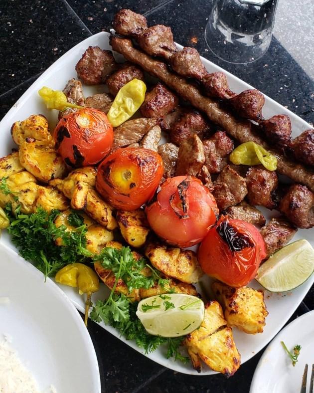 Cazba Restaurant Instagram