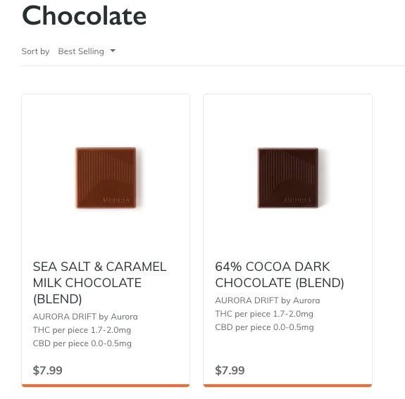 chocolate-edibles