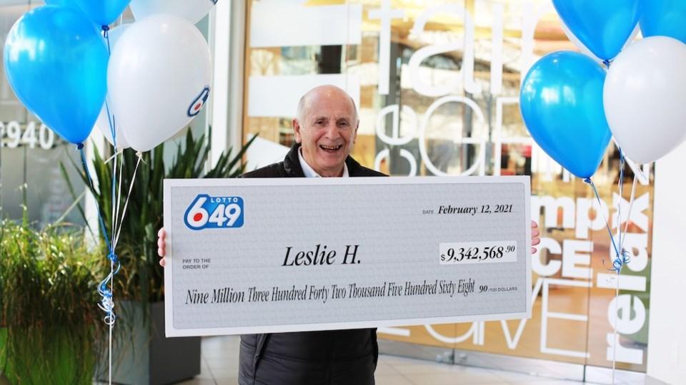 Leslie H. Lotto 649_$9.3 Million Winner_web