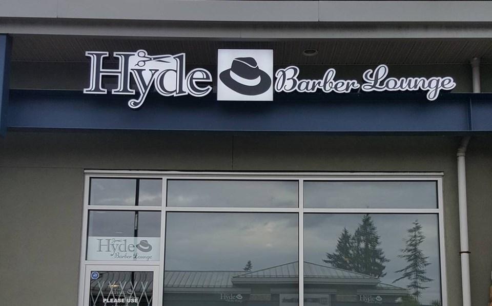 Hyde Barbershop