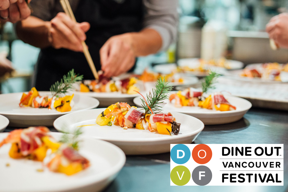 Dine Out Vancouver Festival Hub
