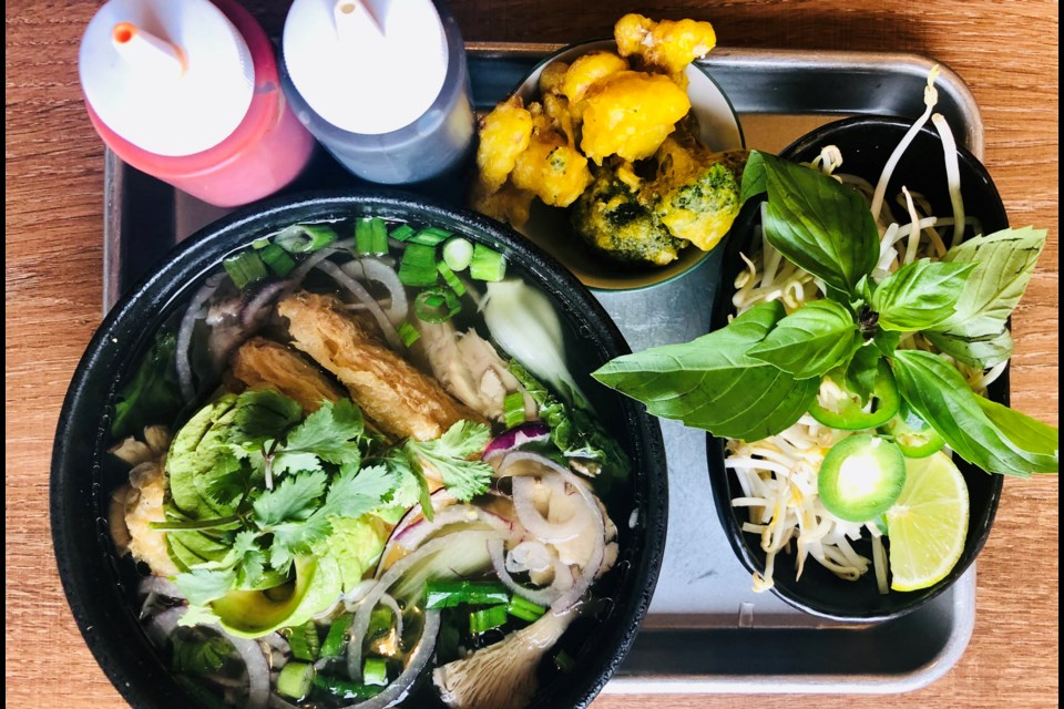 Vegan Pho at Do Chay. Photo: Lindsay William-Ross/Vancouver Is Awesome