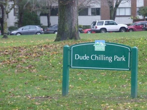 dude-chilling-park