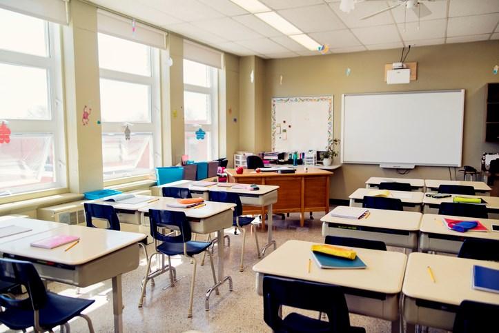 empty-classroom-elementary-school