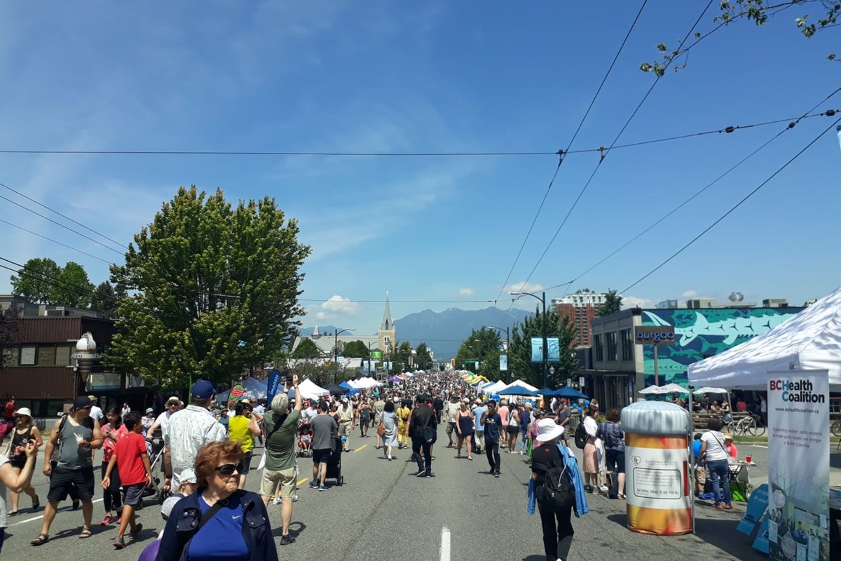 Vancouver's Car Free Day is turning into Car Free Month