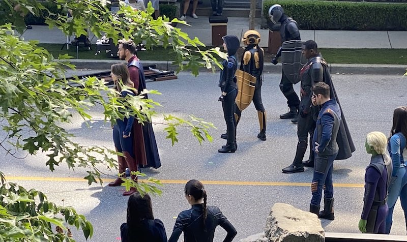 downtown-vancouver-supergirl-tv-show-film-set-2021